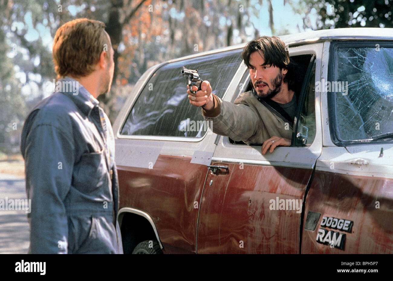 GIOVANNI RIBISI & KEANU REEVES THE GIFT (2000 Stock Photo, Royalty ...