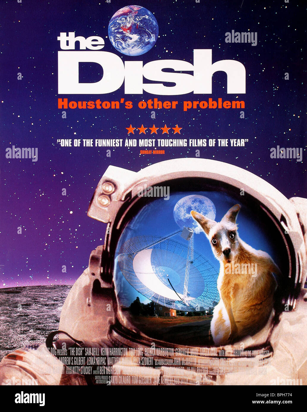The Dish (2000) | Stay At Home Mum