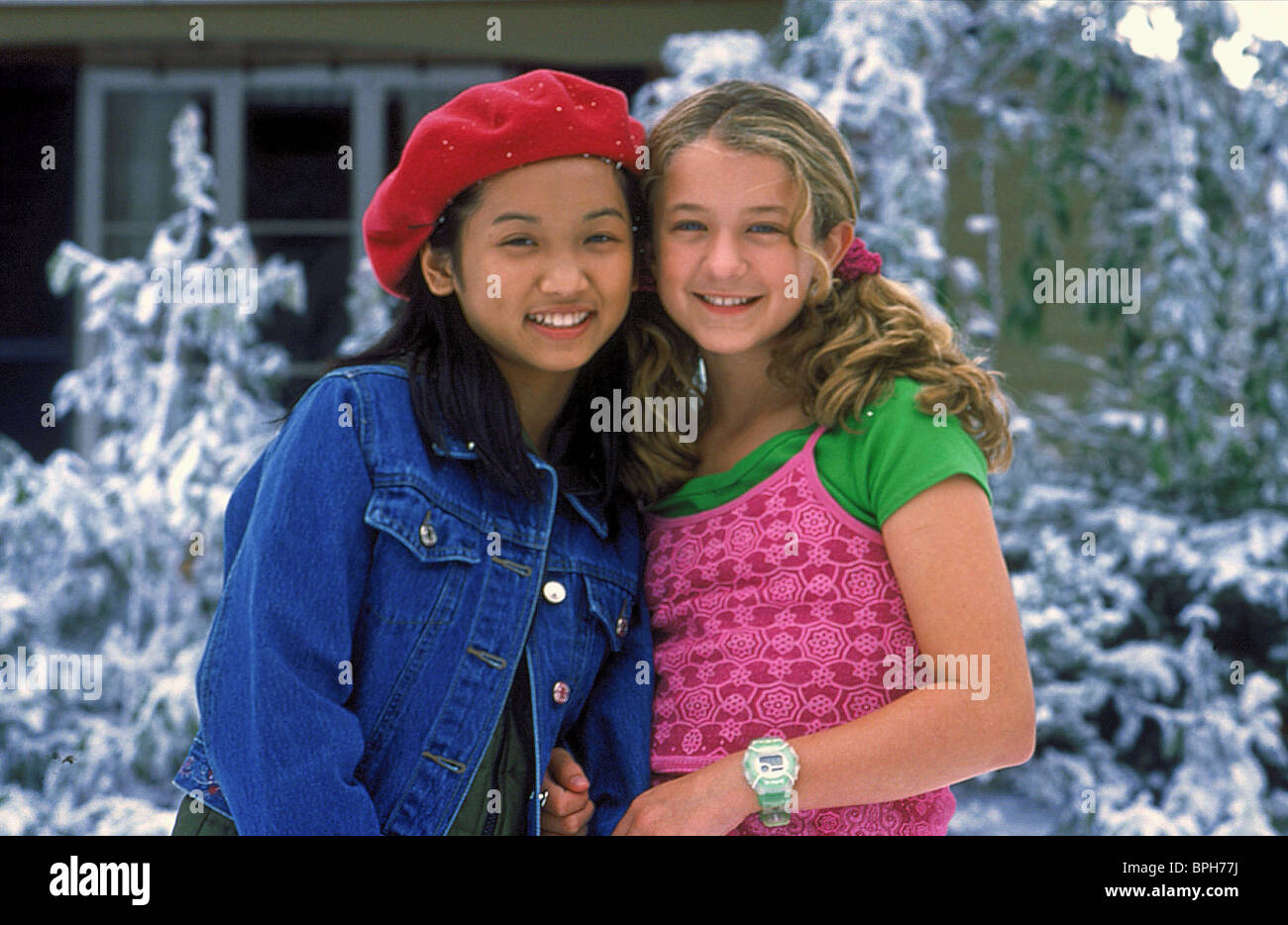 BRENDA SONG & HALLEE HIRSH THE ULTIMATE CHRISTMAS PRESENT