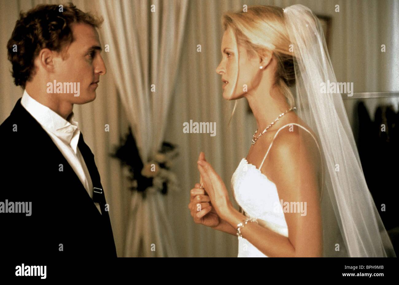 MATTHEW MCCONAUGHEY BRIDGETTE WILSON SAMPRAS THE WEDDING PLANNER 2001