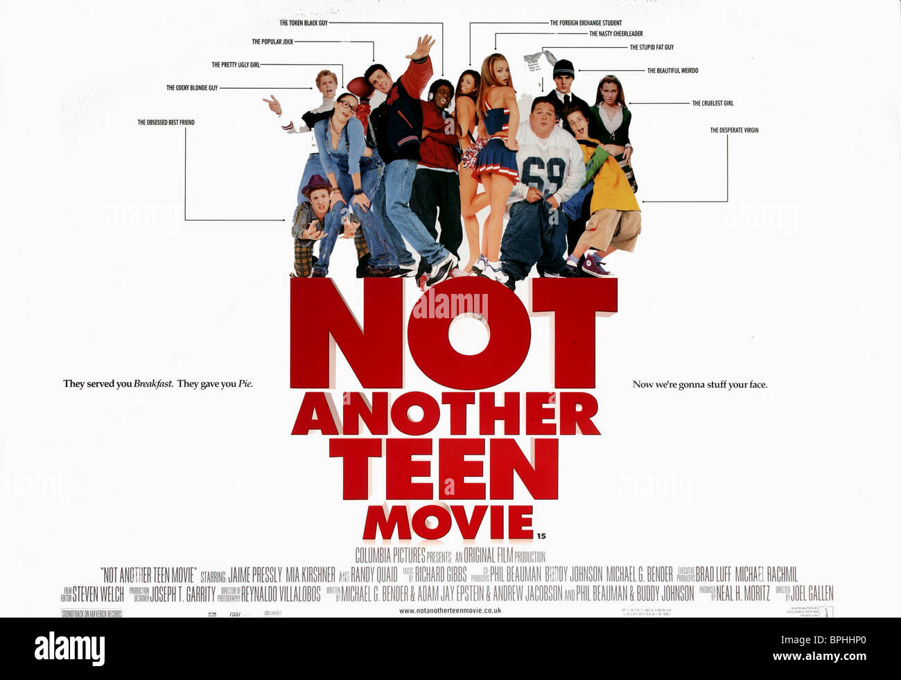Not another teen movie for free