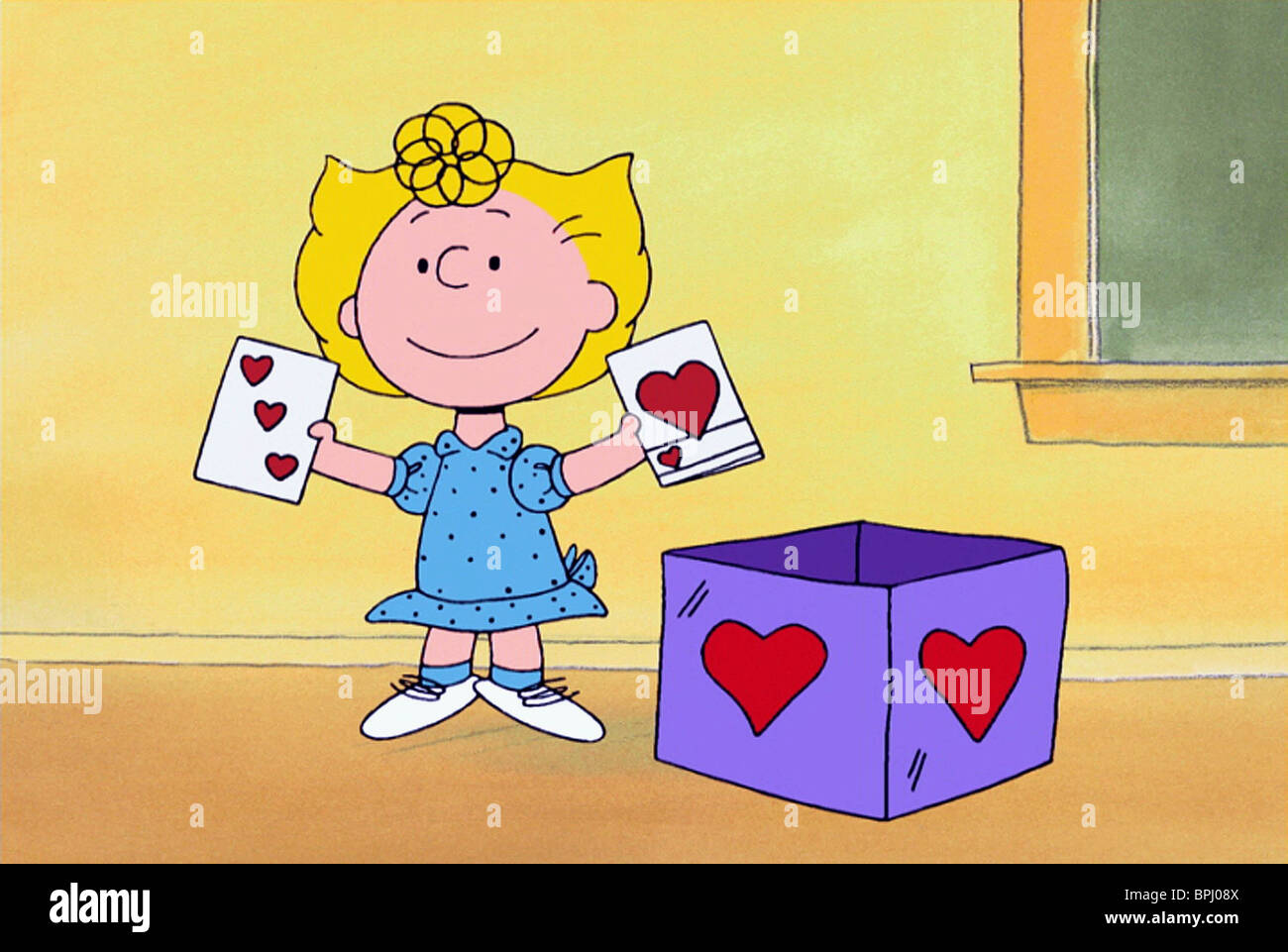 SALLY BROWN A CHARLIE BROWN VALENTINE (2002
