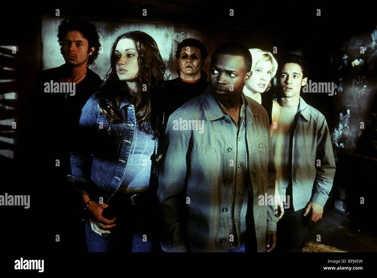 luke kirby bianca kajlich sean patrick thomas halloween resurrection halloween 8 2002 - Bianca Kajlich Halloween