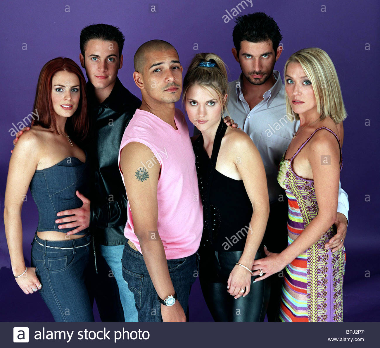 Actors Footballers wives cast pictures