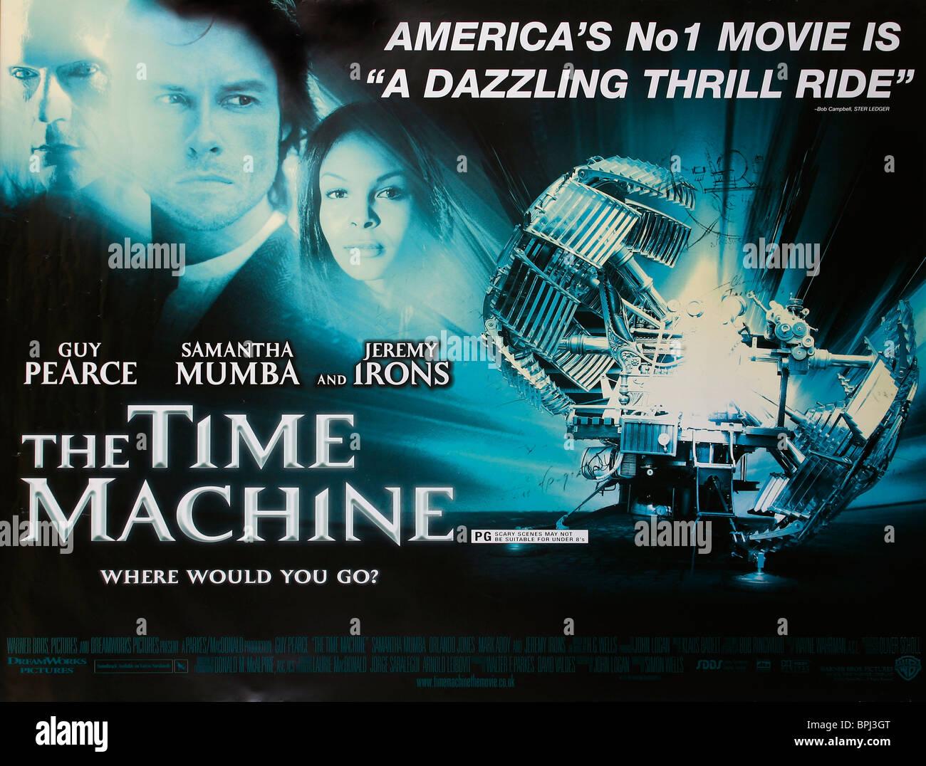 the time machine uber morlock