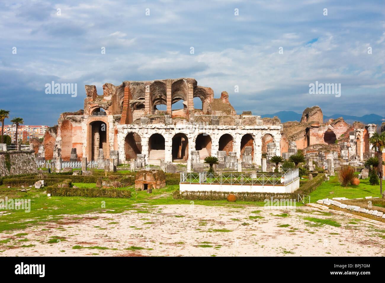 Santa maria capua vetere amphitheater in capua city italy - Piscina santa maria capua vetere ...