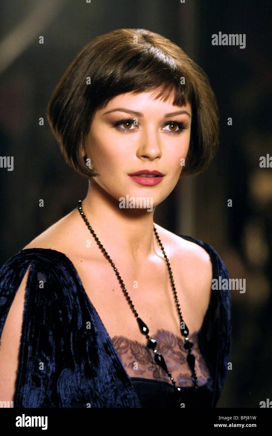 catherine zeta jones chicago 2002 stock photo royalty
