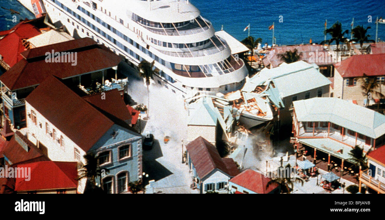 CRUISE SHIP CRASHES INTO TOWN SPEED CRUISE CONTROL Stock - Cruise ship speed