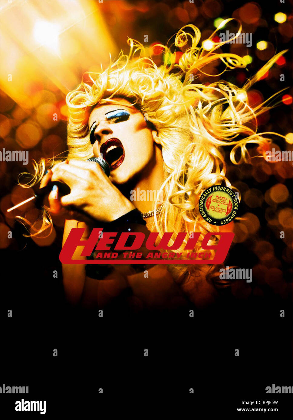 hedwig and the angry inch Brilliantly innovative, heartbreaking, and wickedly funny, hedwig and the  angry inch is the landmark musical by john cameron mitchell and stephen.