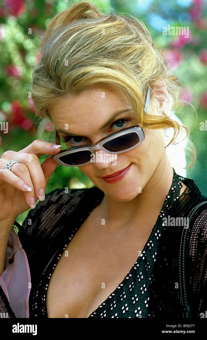 missi pyle bringing down the house 2003 stock photo