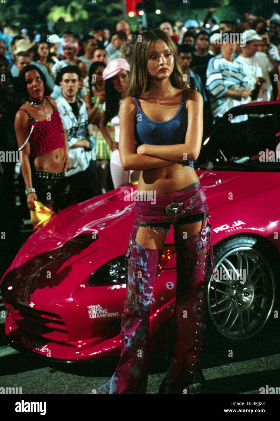 devon aoki 2 fast 2 furious the fast and the furious 2 2003 stock photo 31142779 alamy. Black Bedroom Furniture Sets. Home Design Ideas