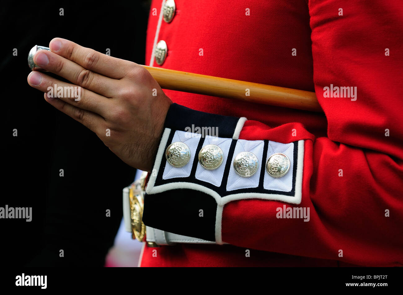 The governor general s foot guards - Close Up Detail Of A Governor General S Foot Guard Officers Uniform On Parliament Hill Ottawa
