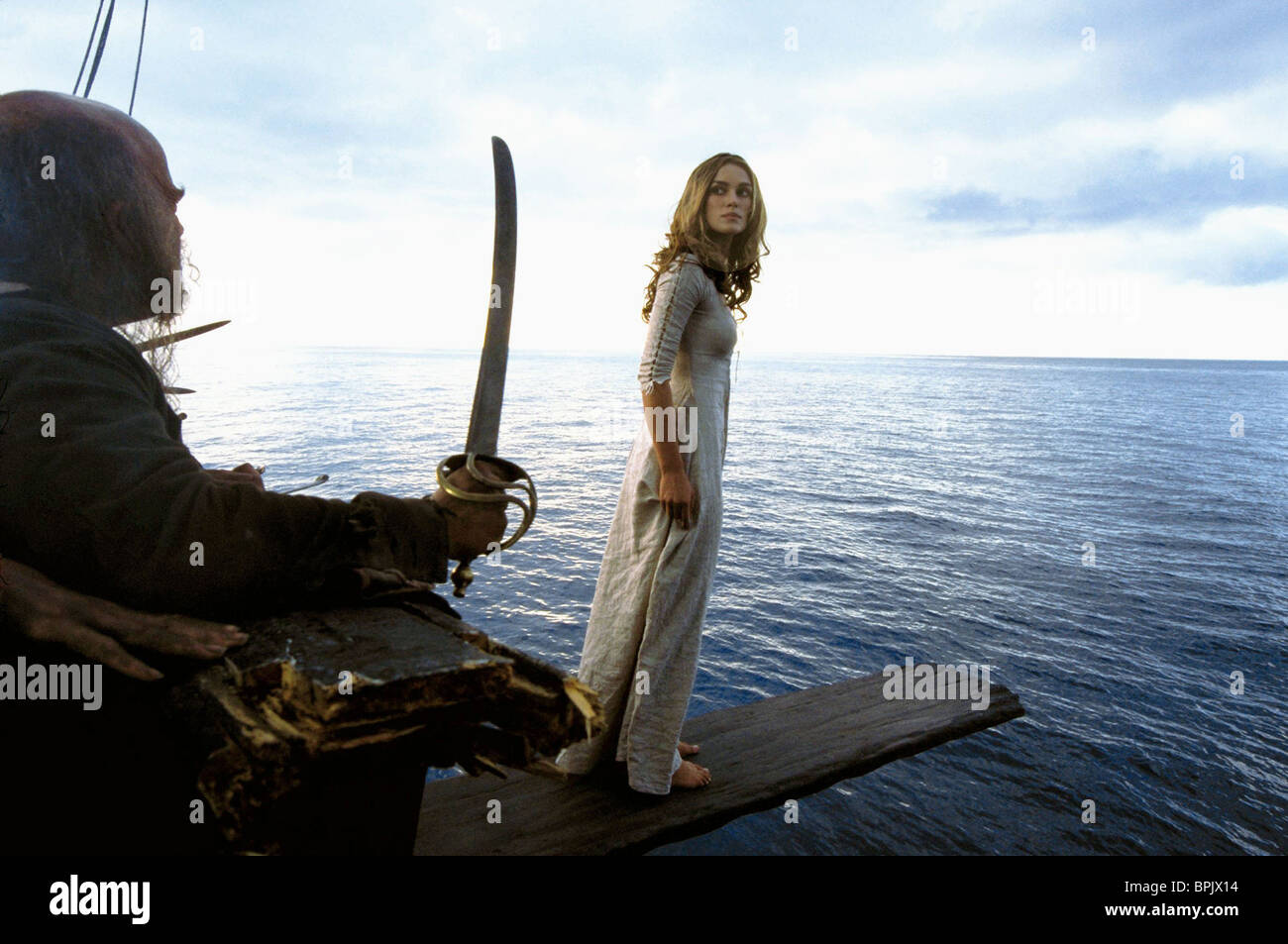 Keira Knightley Pirates Of The Caribbean: The Curse Of The Black Stock ...