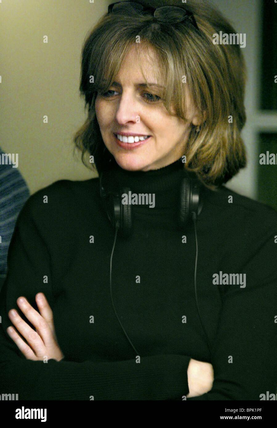 Nancy Meyers Nancy Meyers Somethings Gotta Give 2003 Stock Photo Royalty