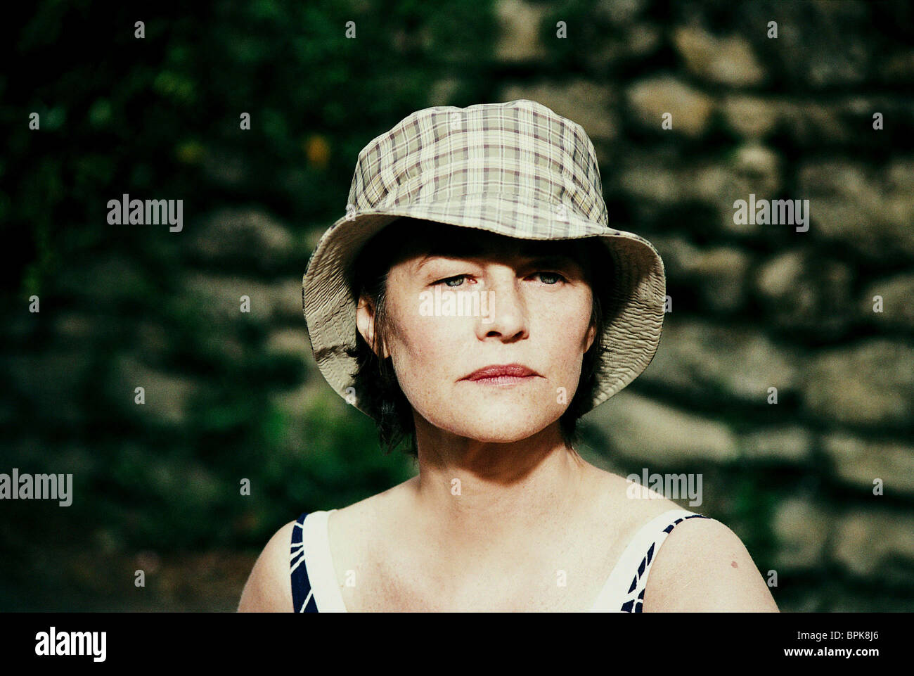 Charlotte rampling swimming pool 2003 stock photo royalty free image 31156670 alamy for Charlotte rampling the swimming pool