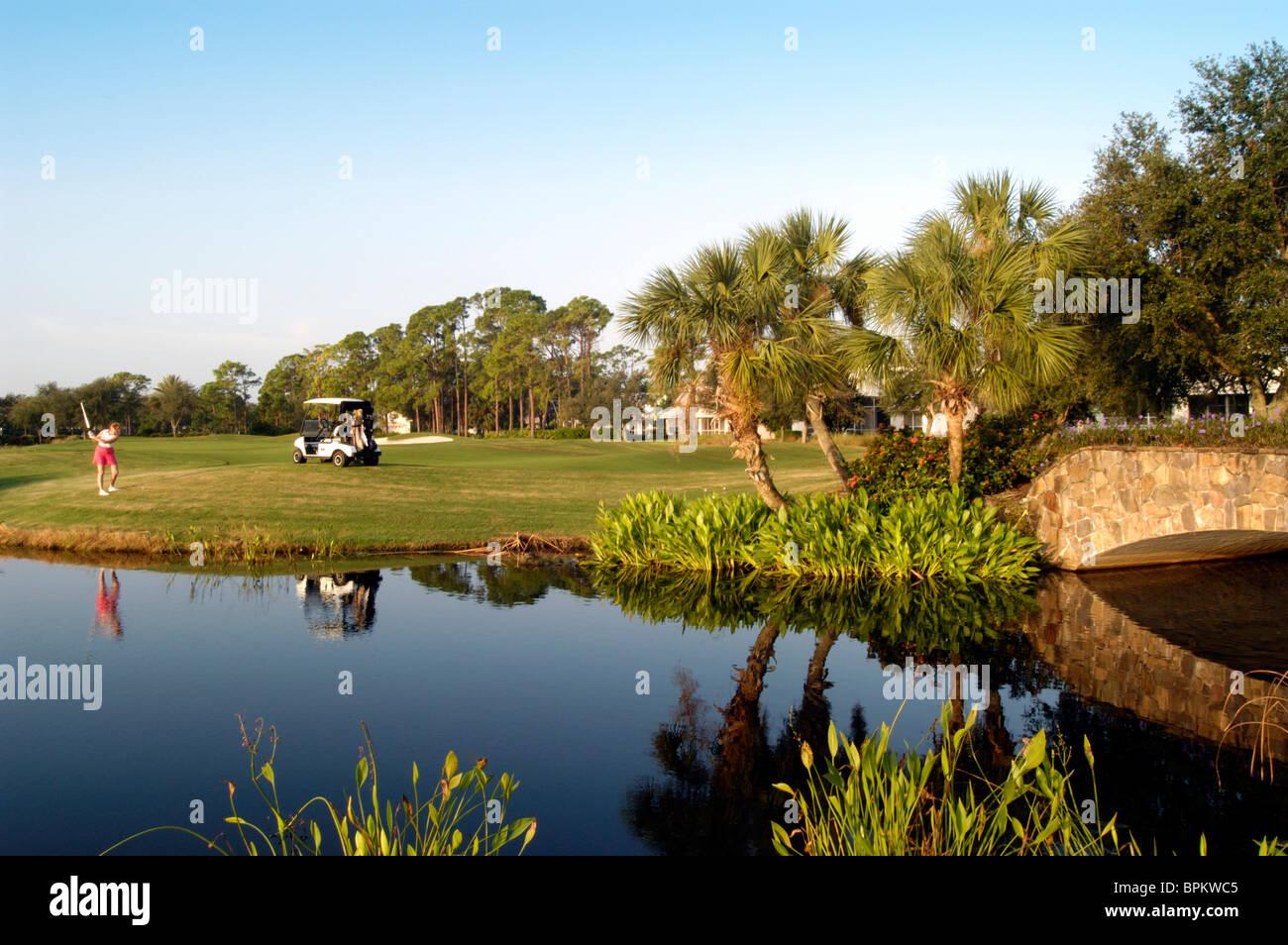 riverwood golf port charlotte florida united states