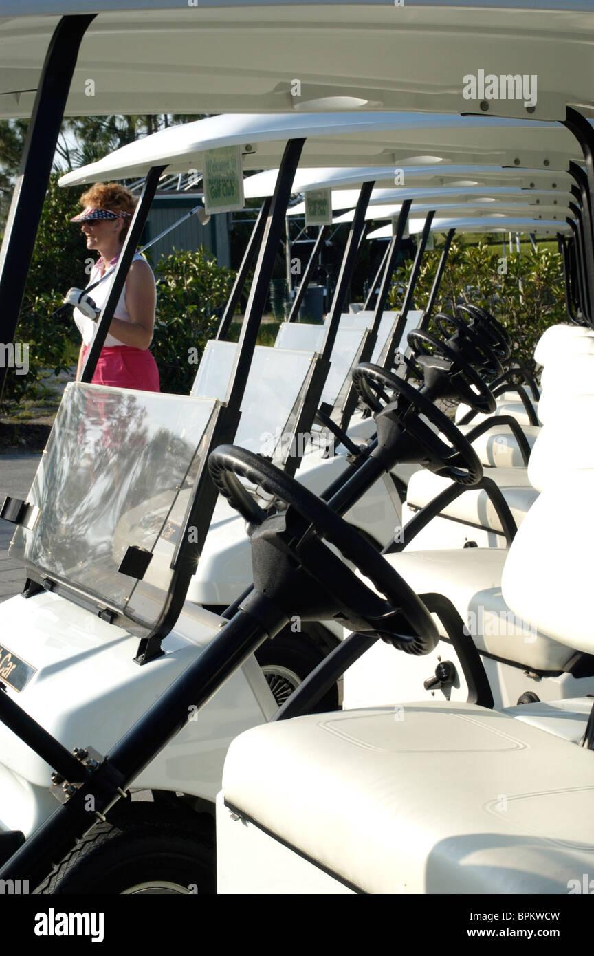 Riverwood Golf Port Charlotte Florida United States Stock Photo - Is florida part of the united states