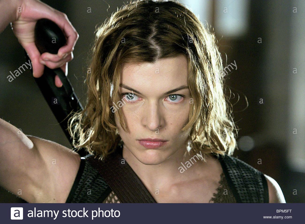 MILLA JOVOVICH RESIDEN... Milla Jovovich Resident Evil Apocalypse