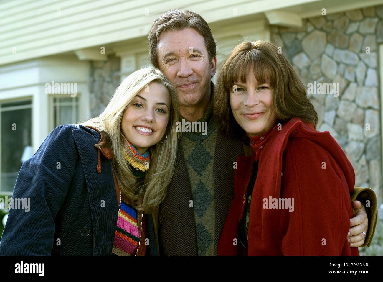 JULIE GONZALO TIM ALLEN & JAMIE LEE CURTIS CHRISTMAS WITH THE ...