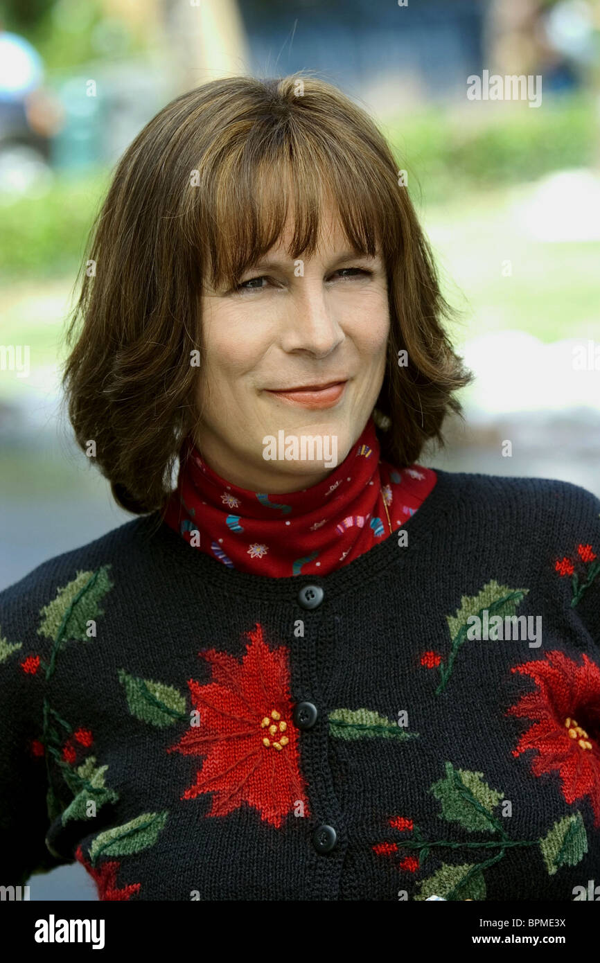JAMIE LEE CURTIS CHRISTMAS WITH THE KRANKS (2004 Stock Photo ...