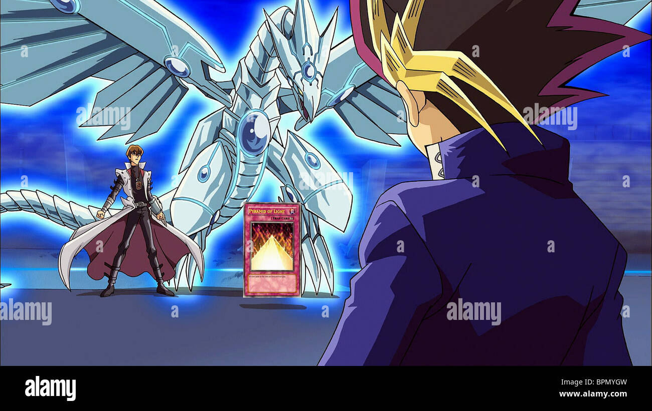 kaiba blue eyes shining dragon u0026 yugi yu gi oh the movie 2004