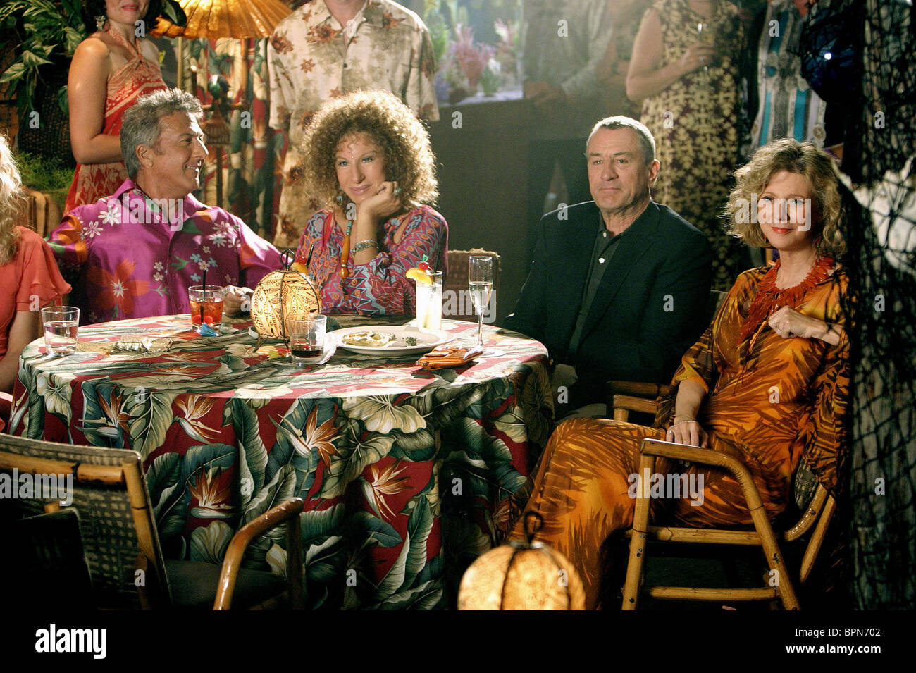 DUSTIN HOFFMAN BARBRA STREISAND ROBERT DE NIRO & BLYTHE ... Barbra Streisand Meet The Fockers