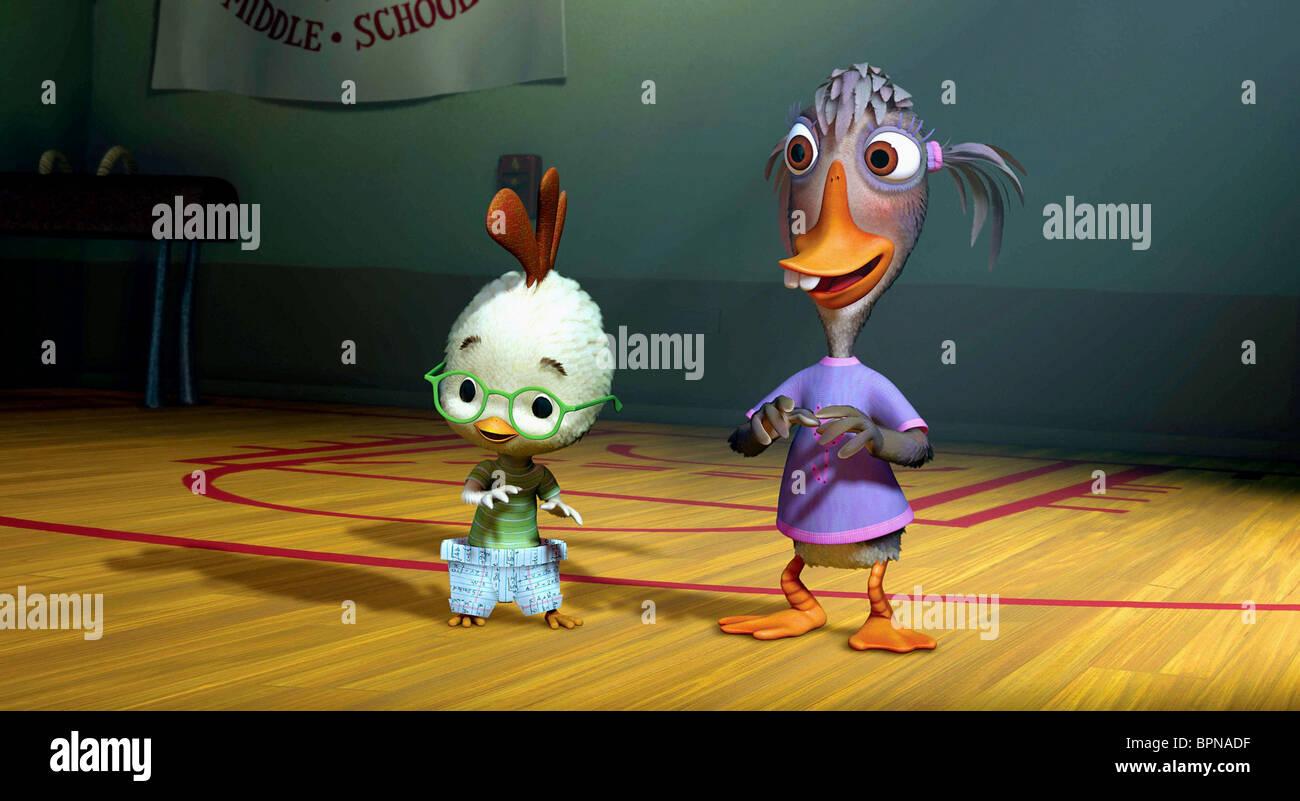 Chicken little movie length