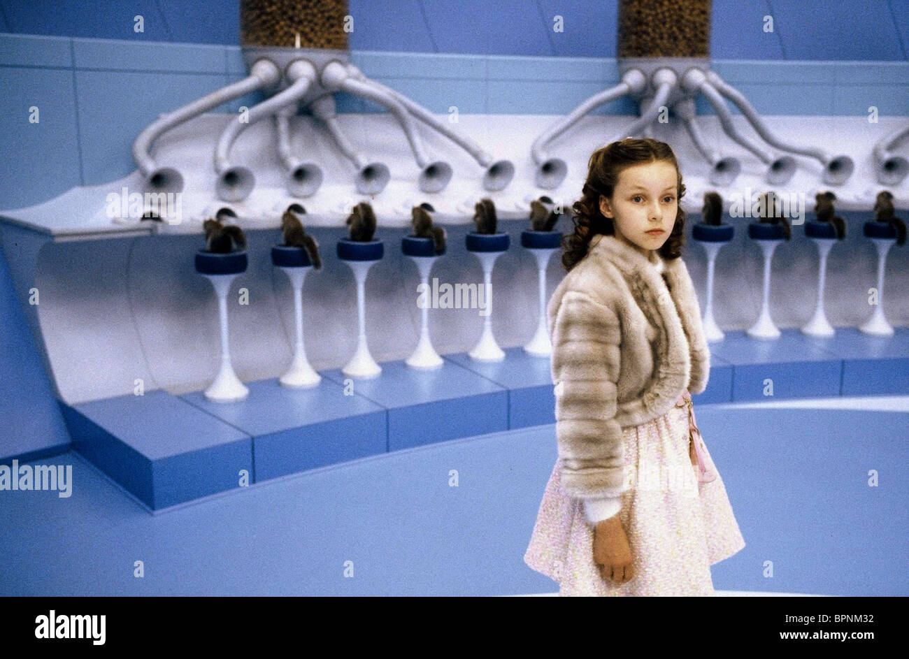 charlie and the chocolate factory film stock photos charlie and julia winter charlie and the chocolate factory 2005 stock image