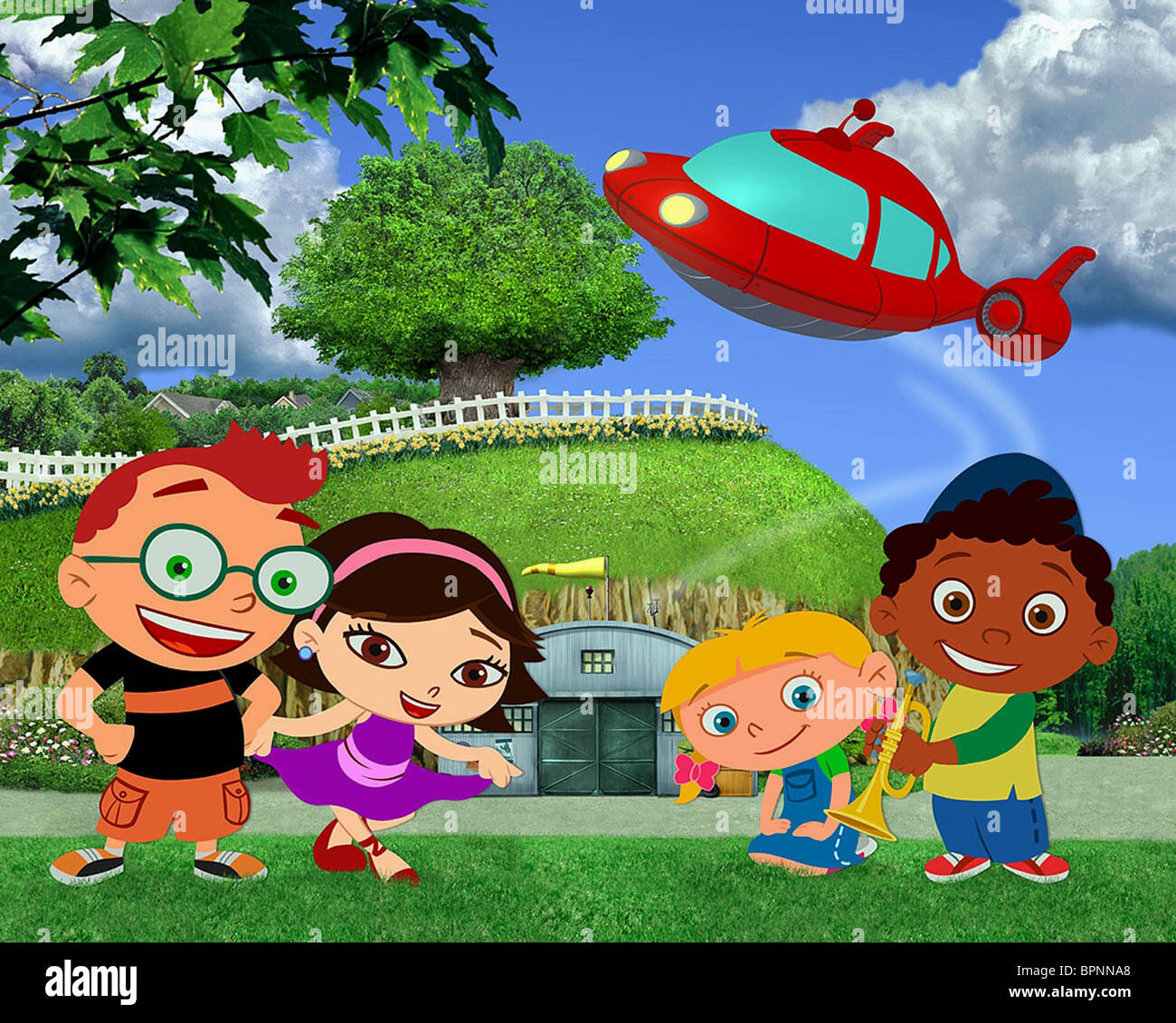 Uncategorized Quincy Little Einsteins leo june annie quincy rocket disneys little einsteins our big huge adventure 2005