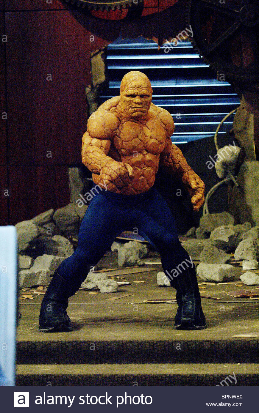 Fantastic Four 2005 Ganzer Film Deutsch