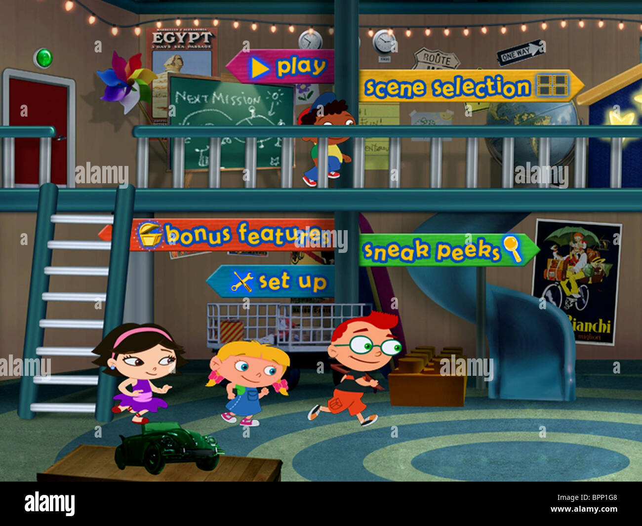 Uncategorized Quincy Little Einsteins june annie quincy leo disneys little einsteins our big huge adventure 2005