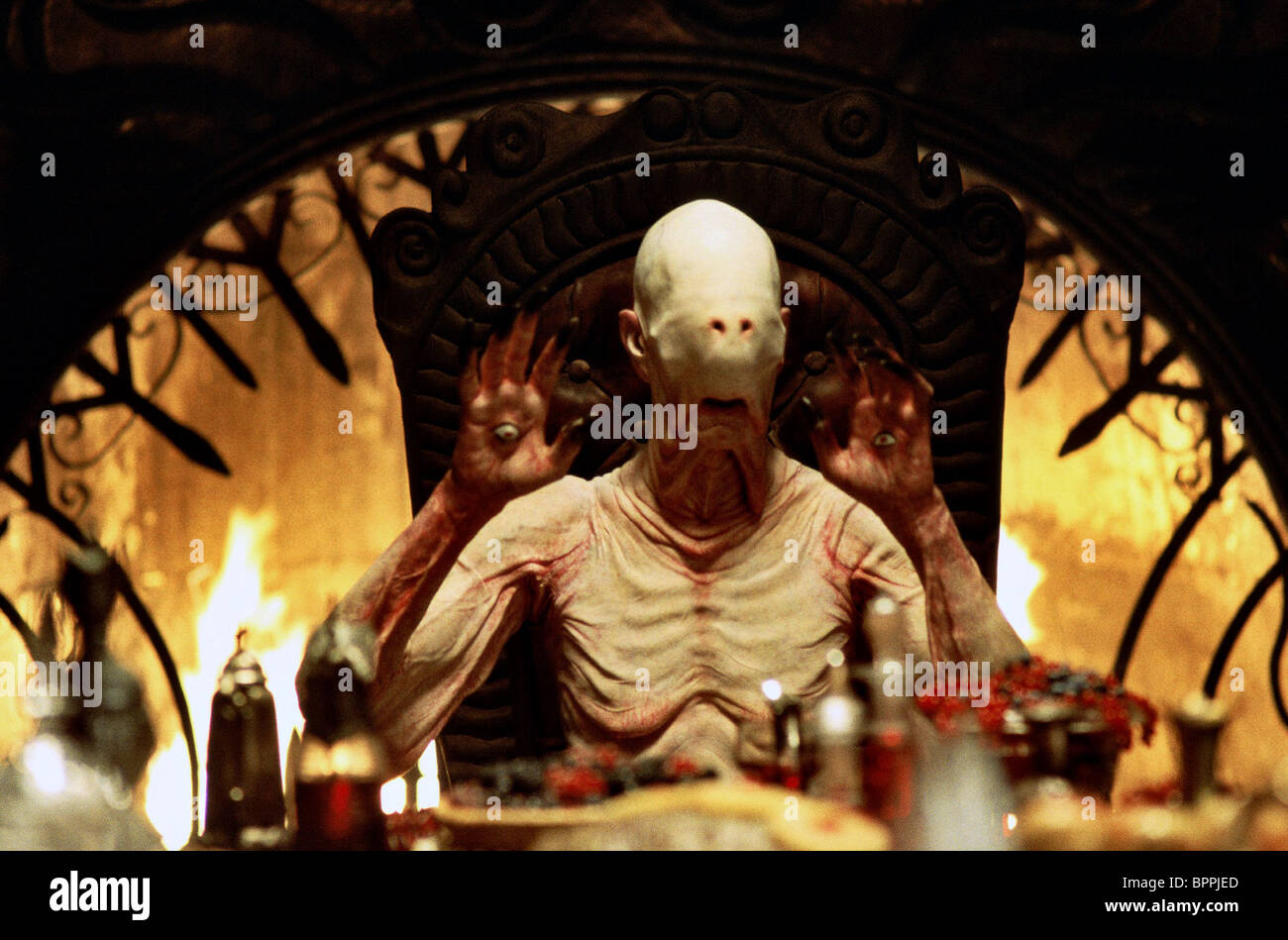 THE PALE MAN PAN'S LABYRINTH; EL LABERINTO DEL FAUNO (2006 ...
