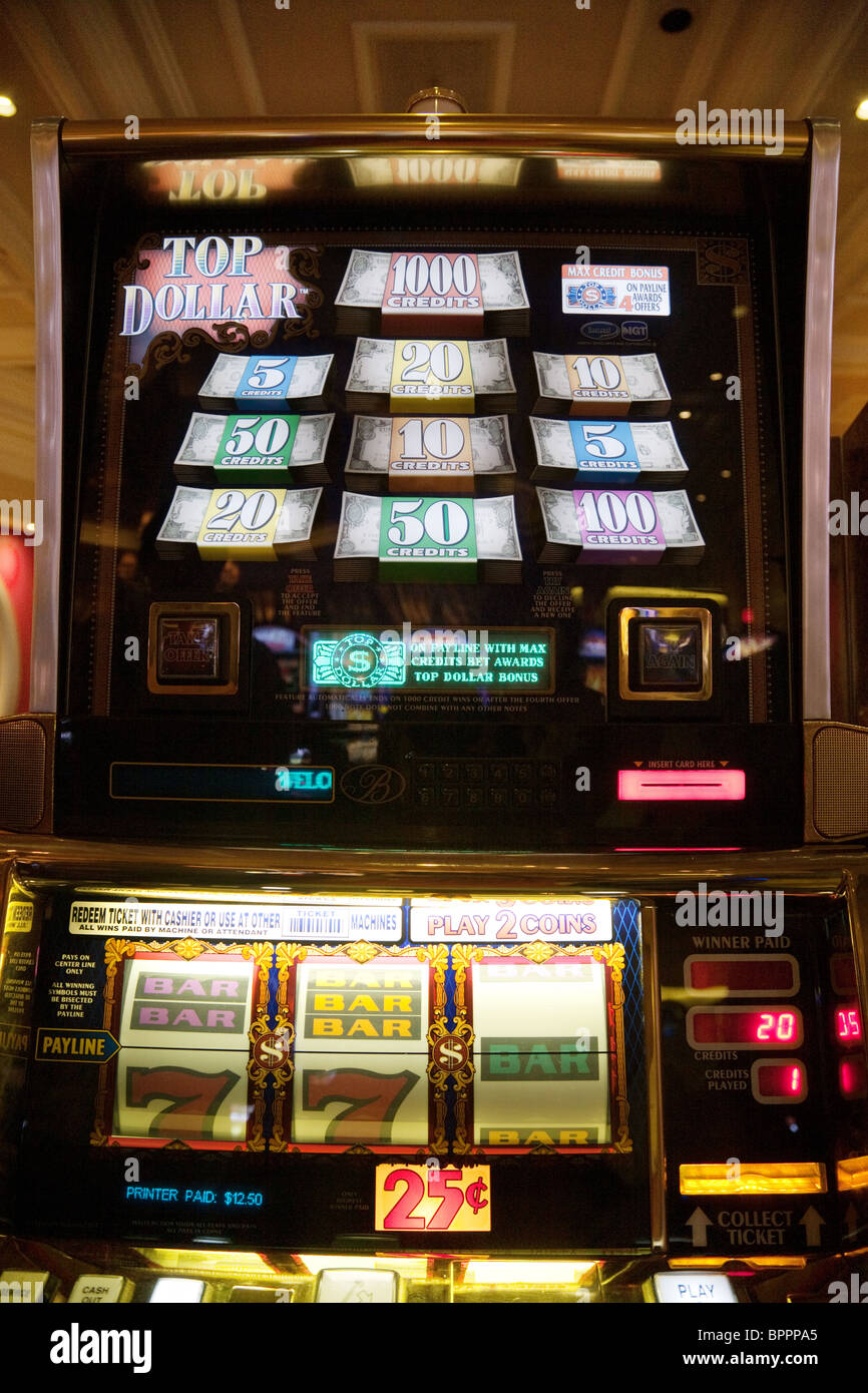 top dollar slot machine