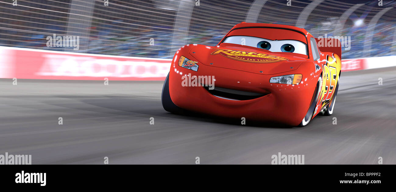 lightning mcqueen cars 2006 stock photo 31233414 alamy. Black Bedroom Furniture Sets. Home Design Ideas