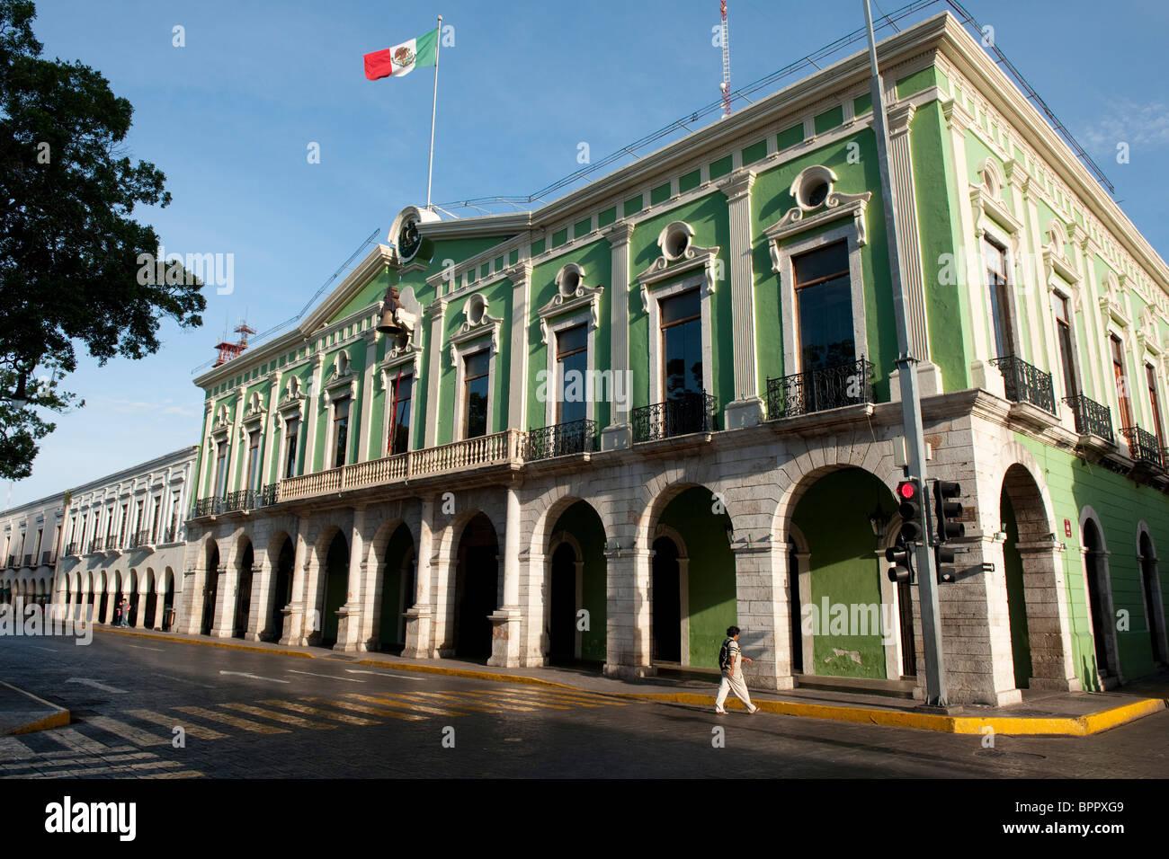 Palacio de gobierno plaza mayor merida the yucatan for Muebles de oficina merida yucatan