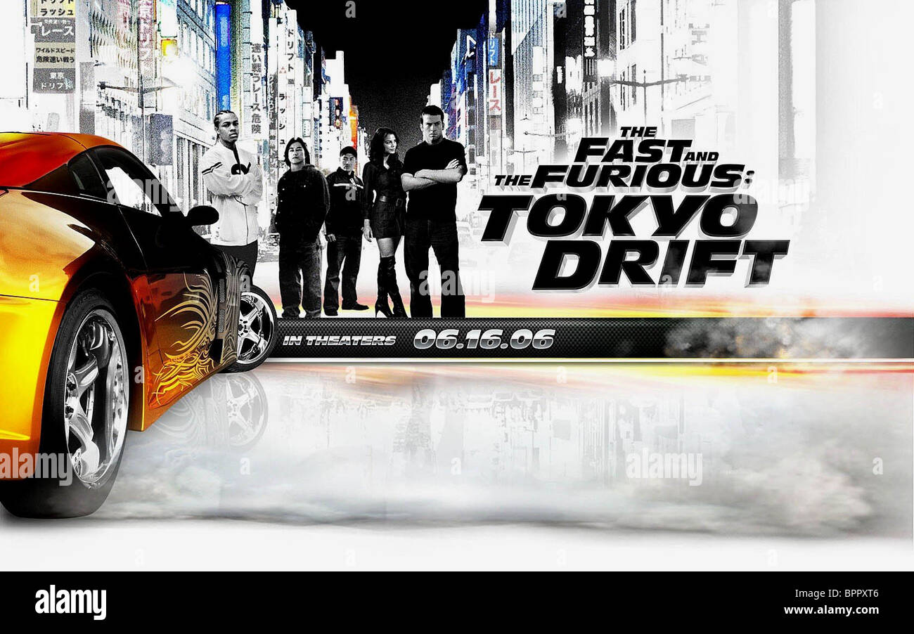 Fast And Furious 3 Full Movie >> Movie Poster The Fast And The Furious 3 The Fast And The Furious