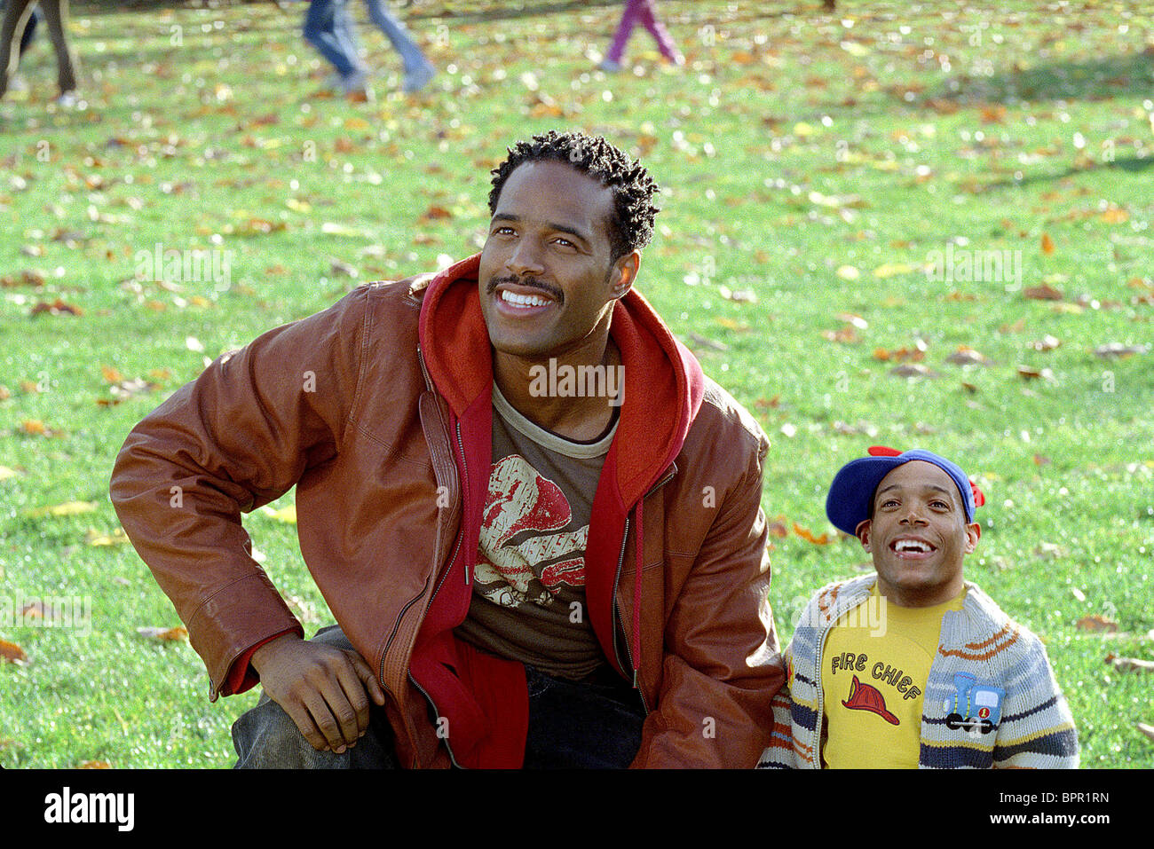 SHAWN WAYANS & MARLON WAYANS LITTLE MAN (2006 Stock Photo ...