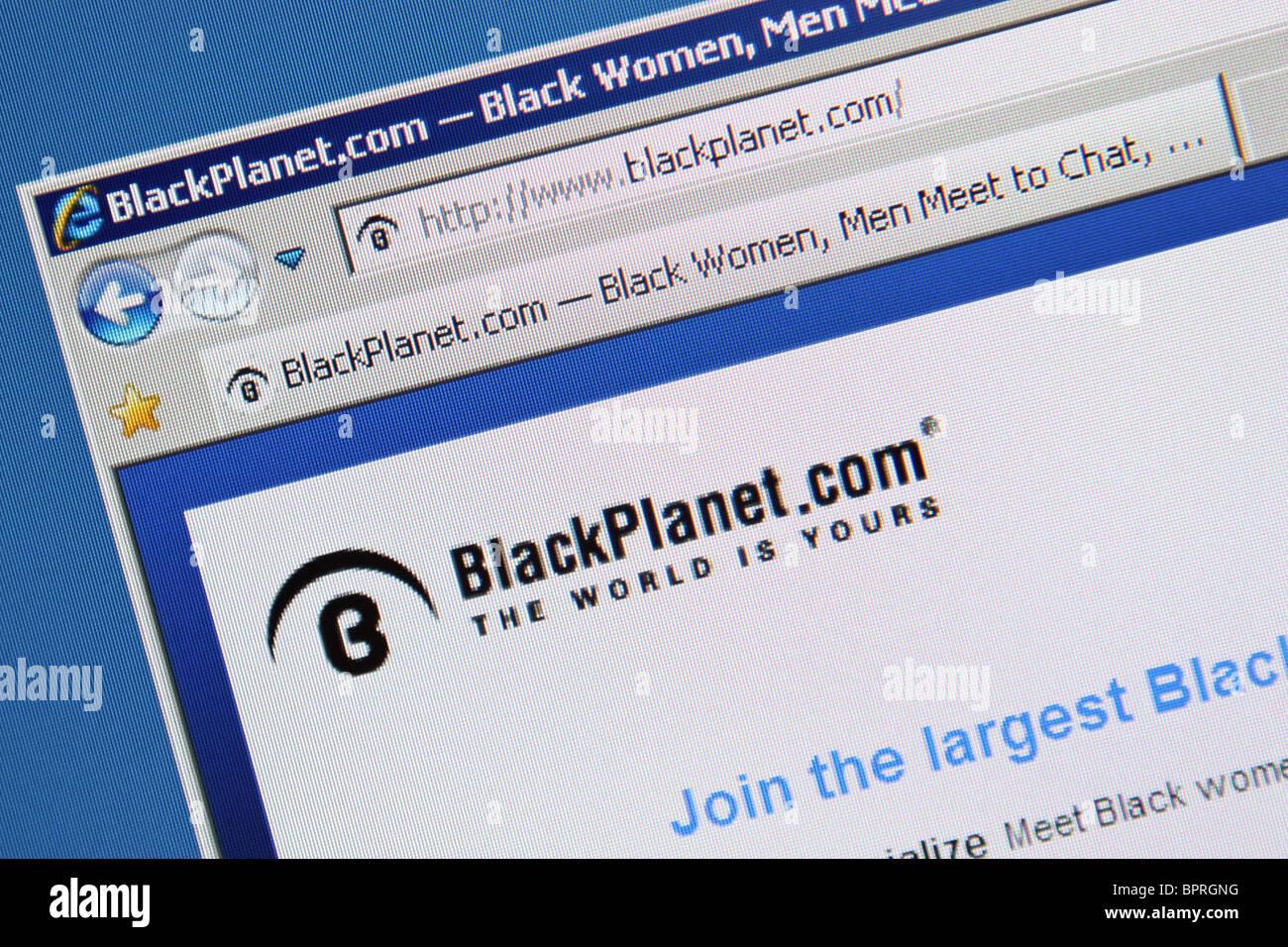 Black planet chat.com