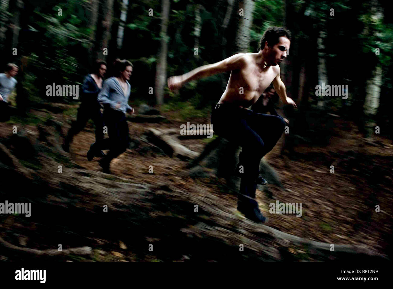 CHASE SCENE BLOOD AND CHOCOLATE (2007 Stock Photo, Royalty Free ...
