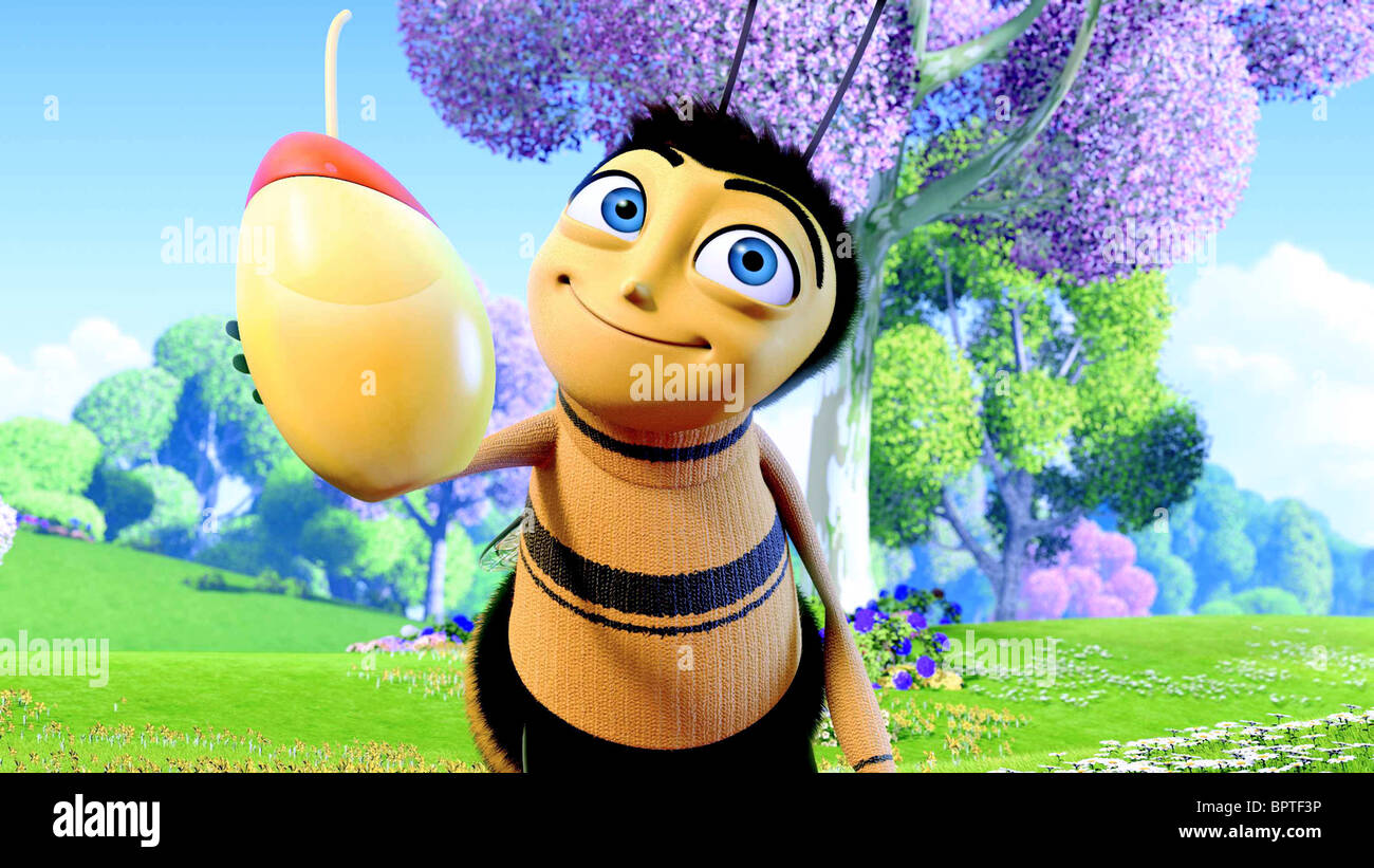 Bee movie barry - photo#28