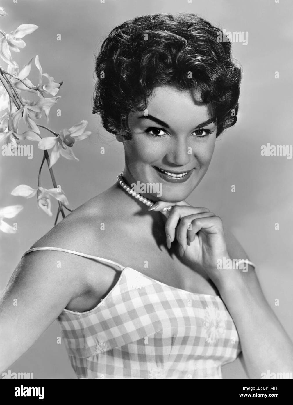 CONNIE FRANCIS SINGER (1963)