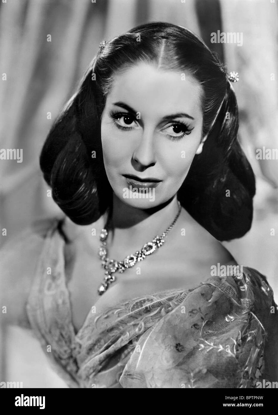 valerie hobson actress 1947 stock photo royalty free