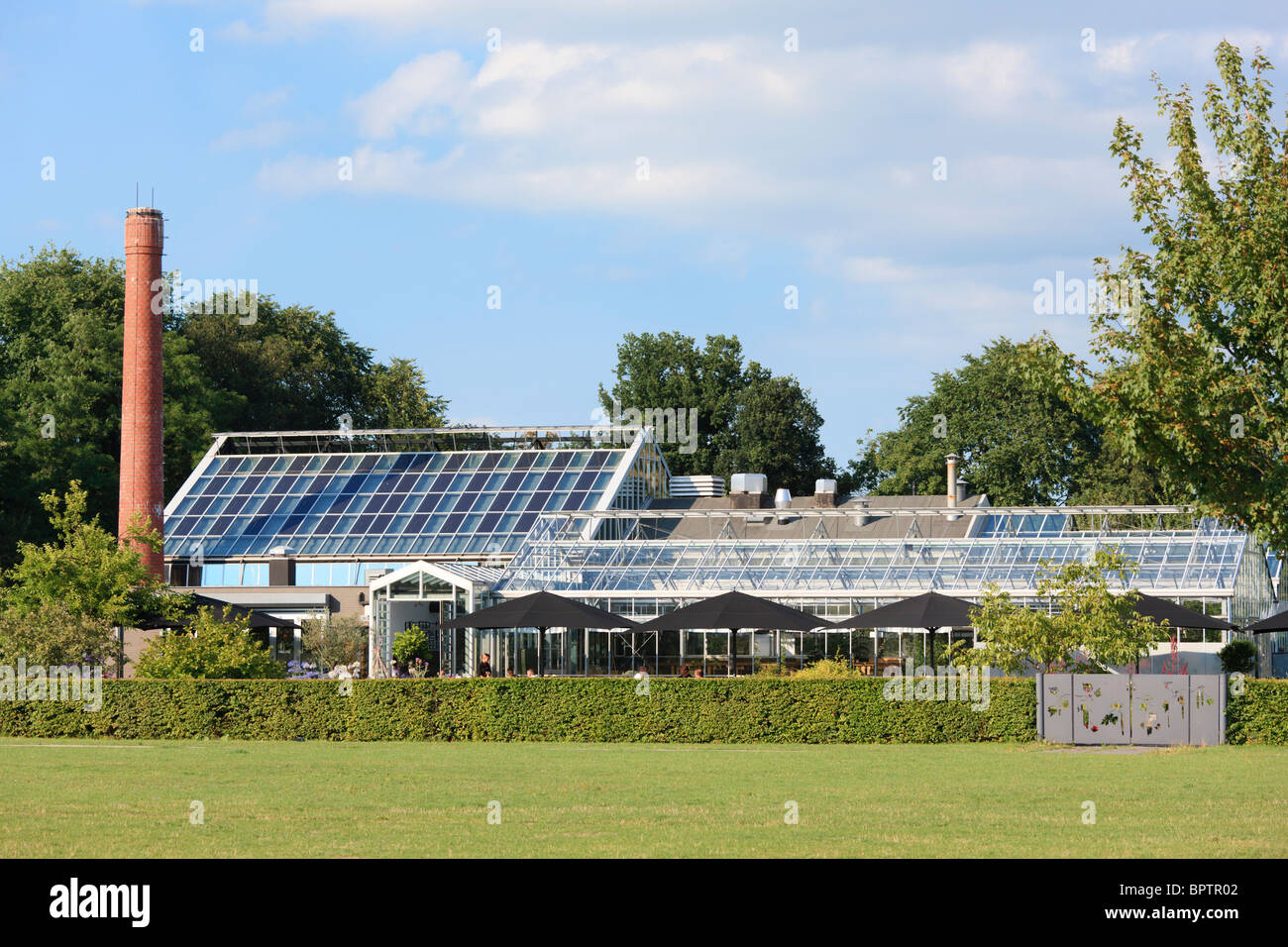 Restaurant and nursery de kas in amsterdam watergraafsmeer for Funda amsterdam watergraafsmeer