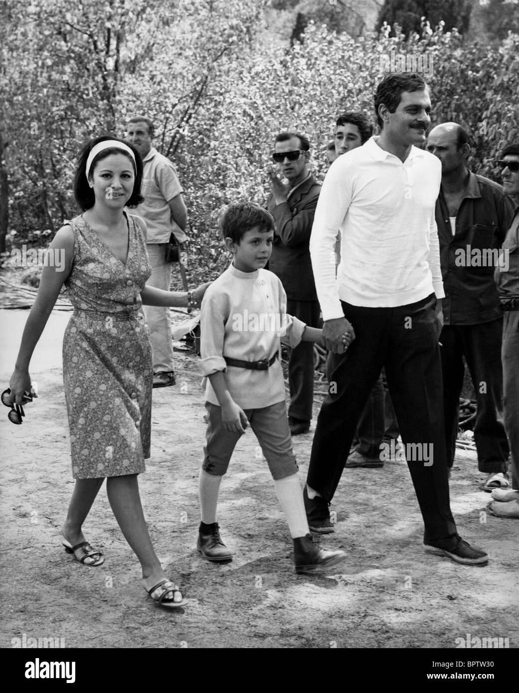 Omar Sharif Son