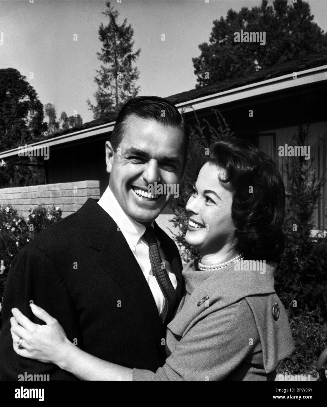charles alden black amp shirley temple actress with husband