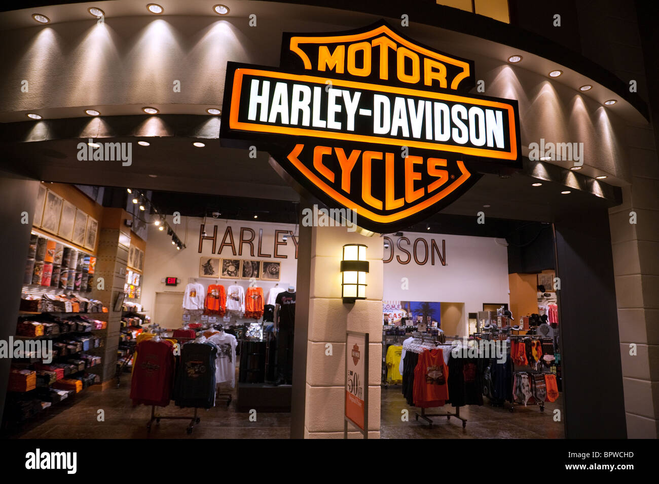 Harley davidson clothes online shop