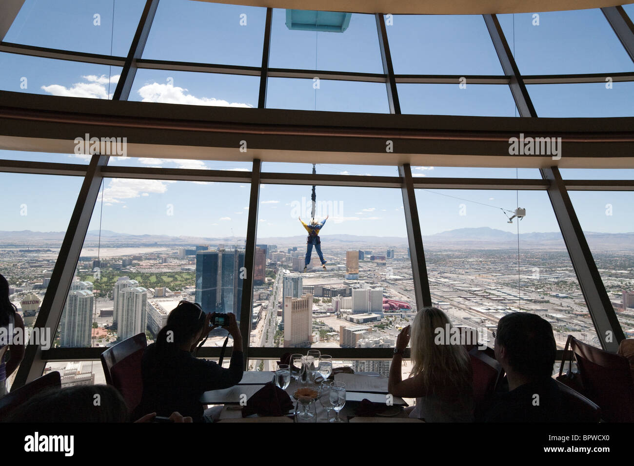 Stratosphere Restaurant At The Top