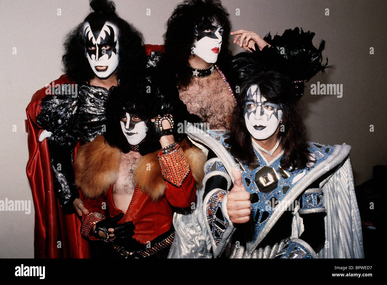 Rock Group Kiss Stock Photos & Rock Group Kiss Stock Images - Alamy