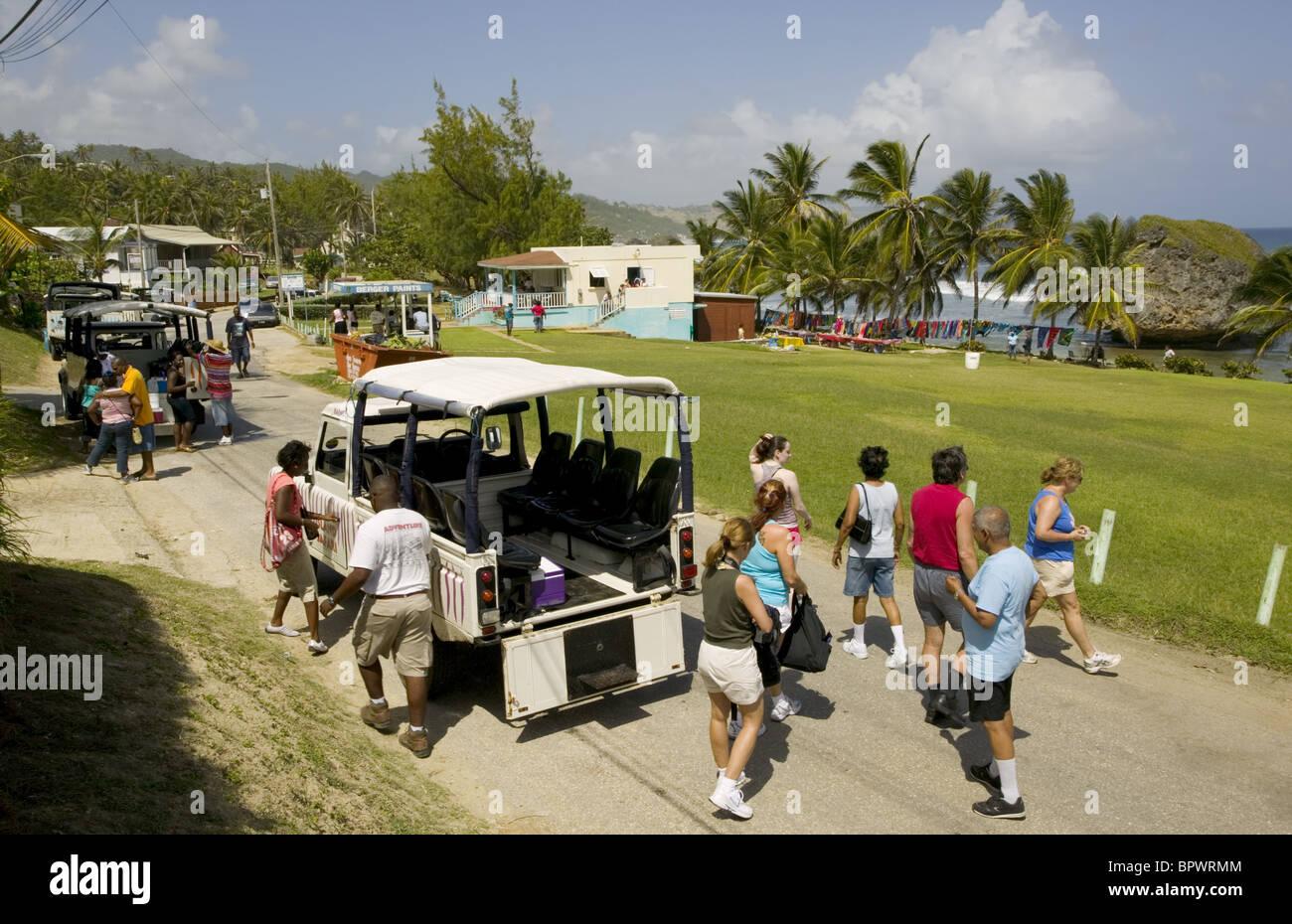 Island Safari Jeep Tours At Bathsheba Pick Up Stop In Barbados In - Barbados tours