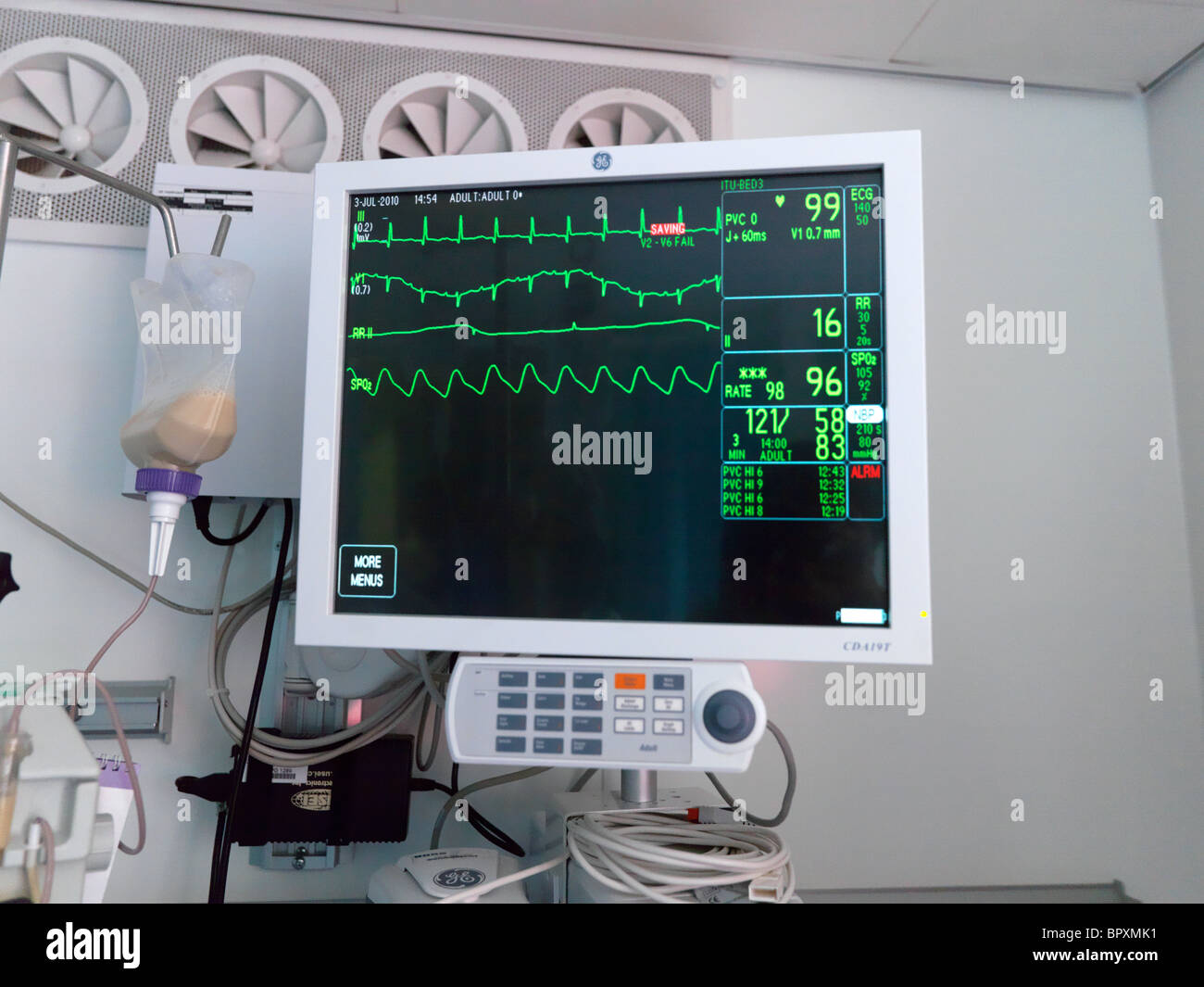 London England Private Intensive Care Unit Hospital ...